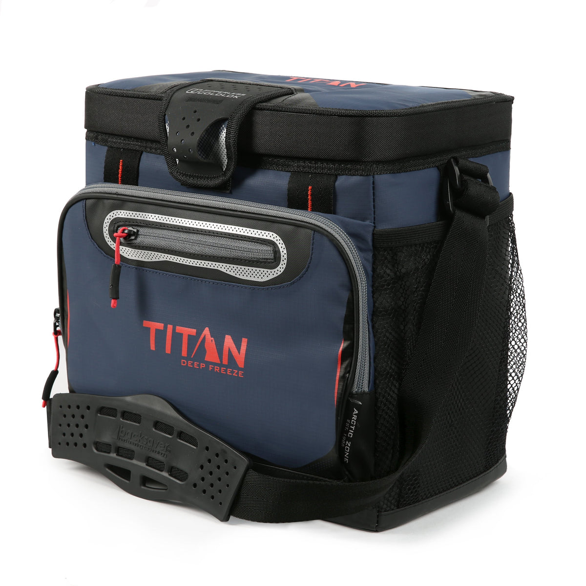 Titan Deep Freeze® 16 Can Zipperless™ HardBody® Cooler - Navy