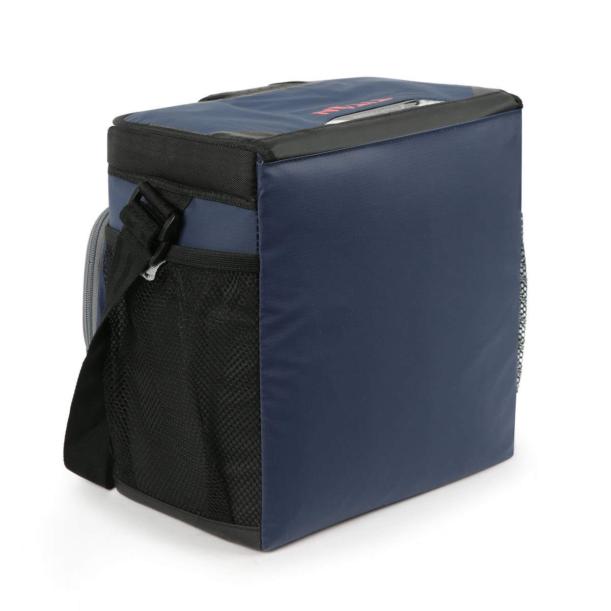 Titan Deep Freeze® 16 Can Zipperless™ HardBody® Cooler - Navy - Back