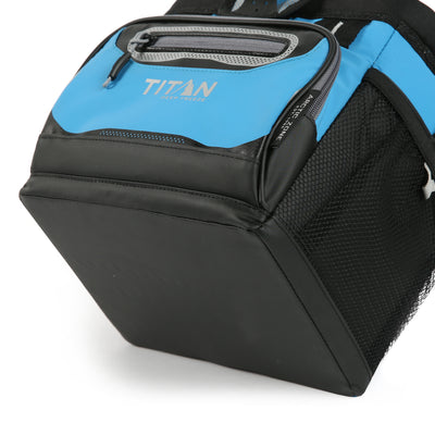 Titan Deep Freeze® 9 Can Zipperless™ HardBody® Cooler - Blue - Bottom