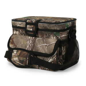 Arctic Zone - 16(12+4) Can Realtree Zipperless Cooler - Front