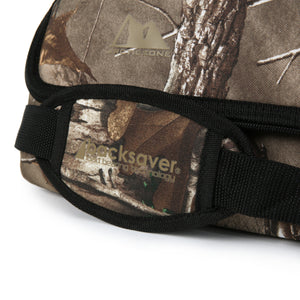 Arctic Zone - 16(12+4) Can Realtree Zipperless Cooler - Shoulder Strap Detail