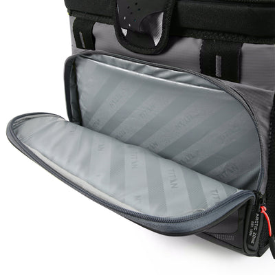Titan Deep Freeze® 16 Can Zipperless™ HardBody® Cooler - Sharkskin Gray - Insulated front pocket