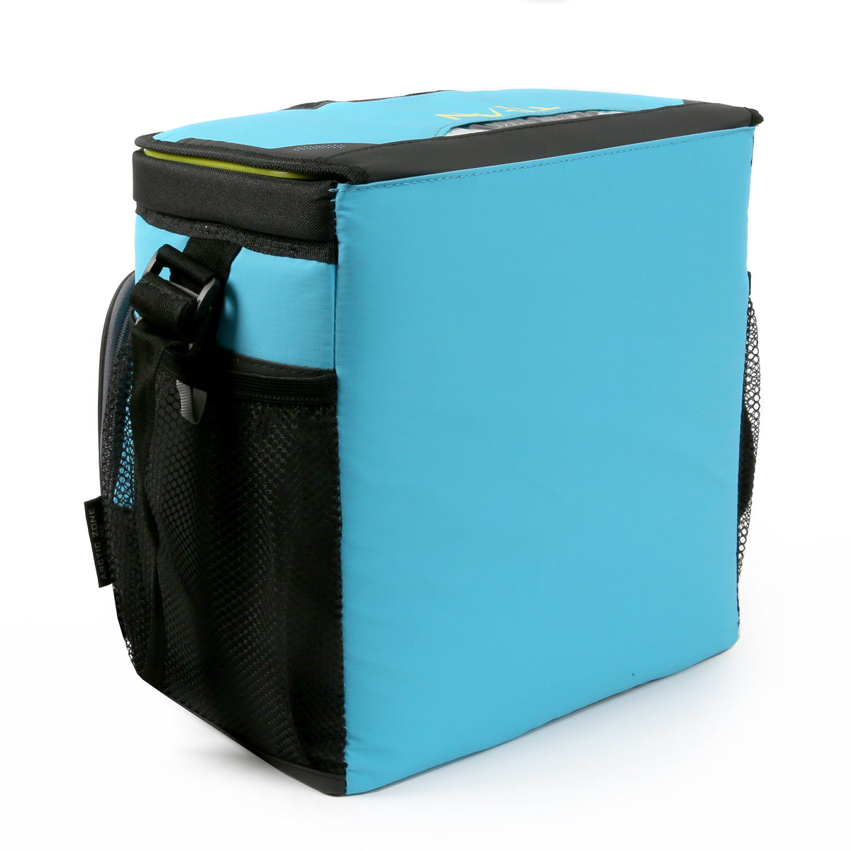 Titan Deep Freeze® 16 Can Zipperless™ HardBody® Cooler - Blue Lagoon - Back