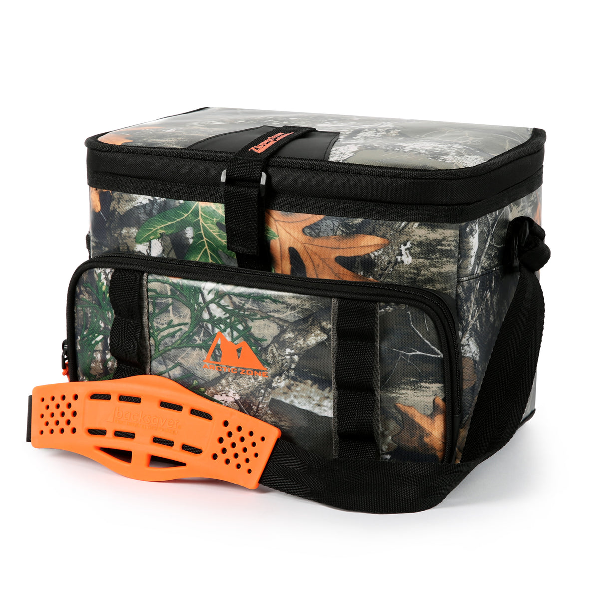 Arctic Zone®12 Can Realtree® Zipperless HardBody® Cooler - Front