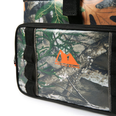 Arctic Zone®12 Can Realtree® Zipperless HardBody® Cooler - Insulated front pocket