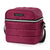 Arctic Zone® Crossbody Quilted Lunch Pack - Red Violet - Front
