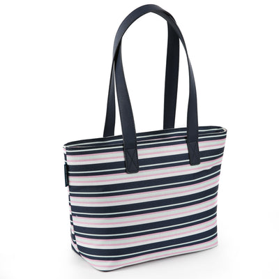 Arctic Zone® Bennet Tote - Mixed Stripes - Back