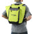 Titan Deep Freeze® 20 Can Rolltop Backpack - Citrus - Model wearing backpack