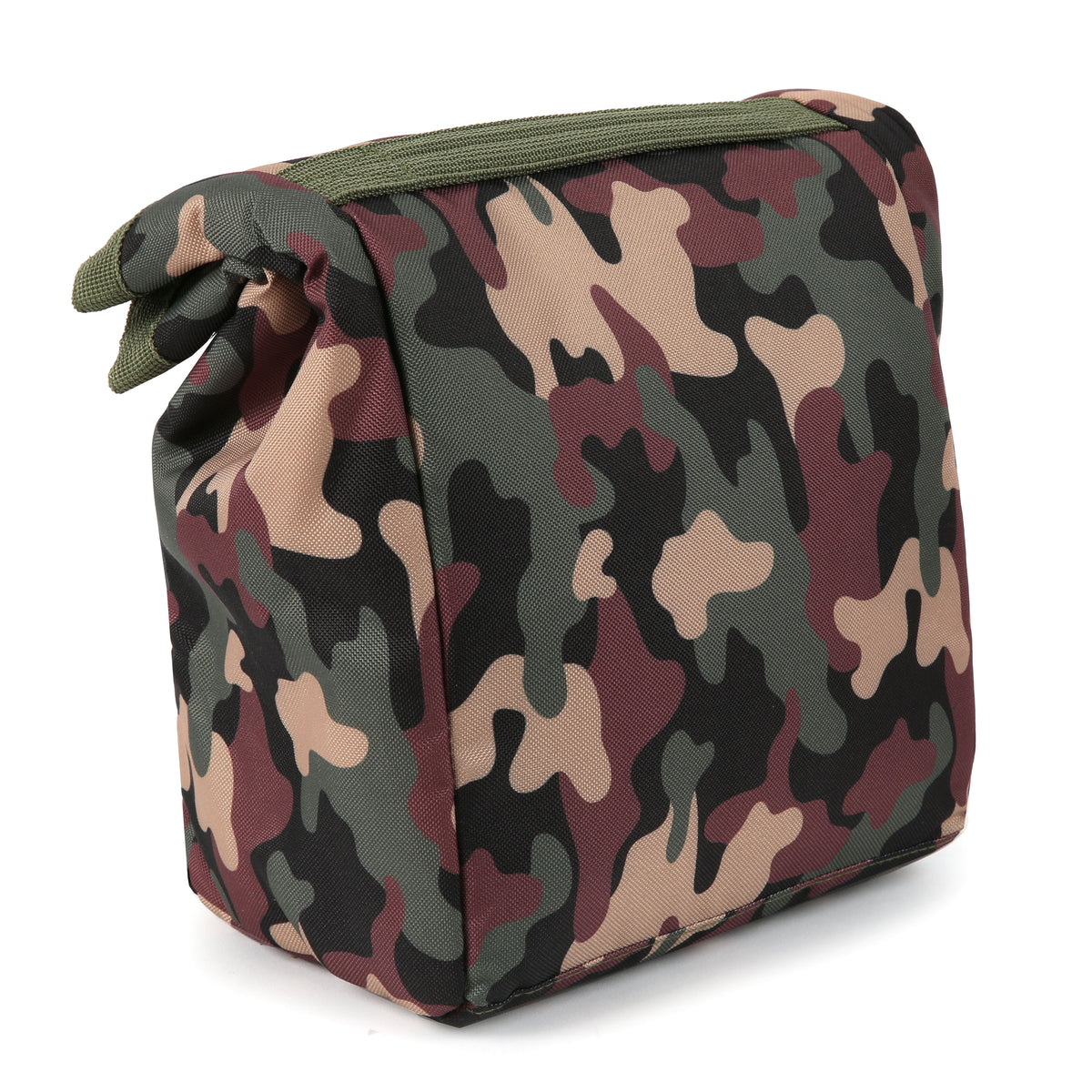 Arctic Zone® Kids Classics Lunch Sack - Camo - Back