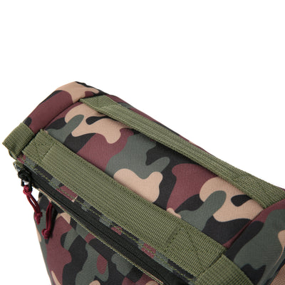 Arctic Zone® Kids Classics Lunch Sack - Camo - Fold and handle detail