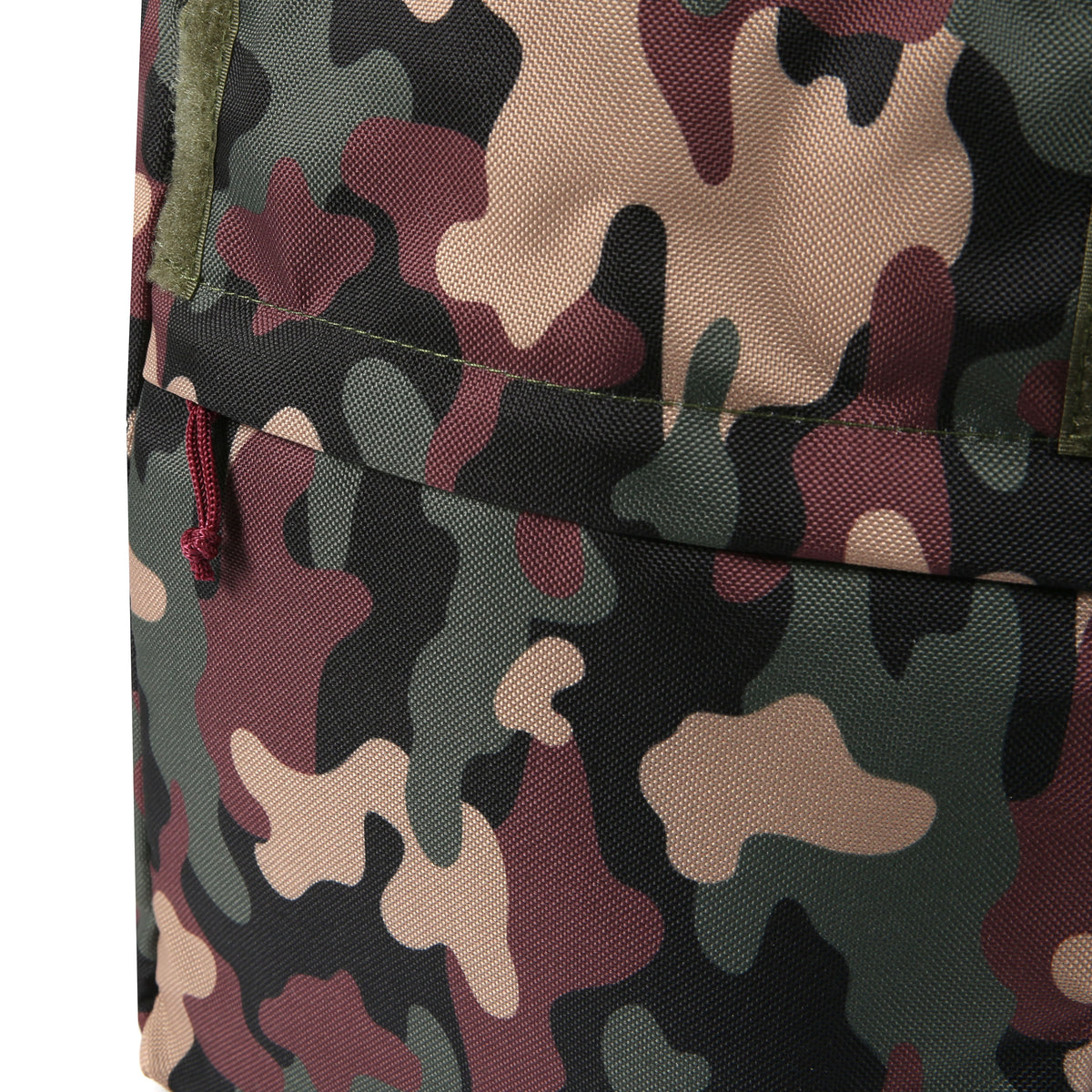 Arctic Zone® Kids Classics Lunch Sack - Camo - Zippered front pocket