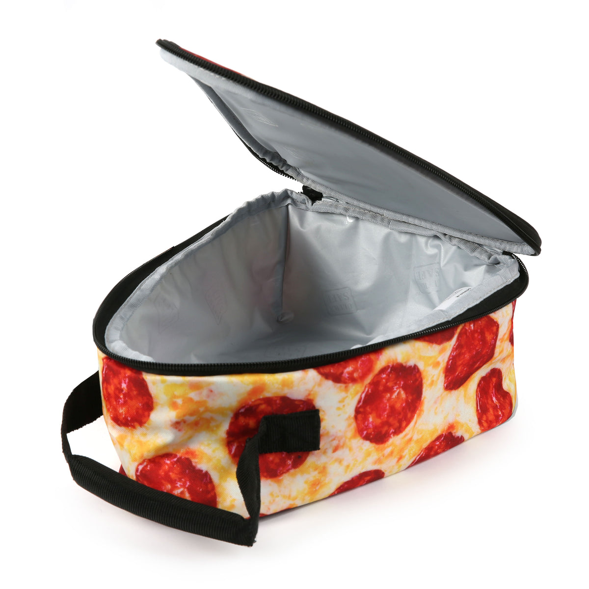 Arctic Zone® Pizza Lunch Pack - Open, empty
