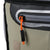 Titan Deep Freeze® 60 (50+10) Can Rolling Cooler - Moss - Insulated front pocket