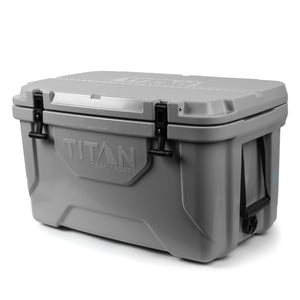Titan Deep Freeze® 55Q High Performance Cooler - front