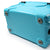 Titan Deep Freeze® 55Q Premium Ice Chest - Blue - Bottom