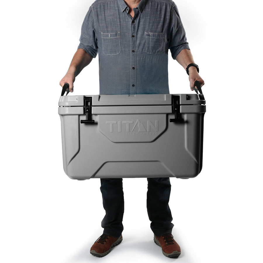 Titan Deep Freeze® 55Q High Performance Cooler - model carry