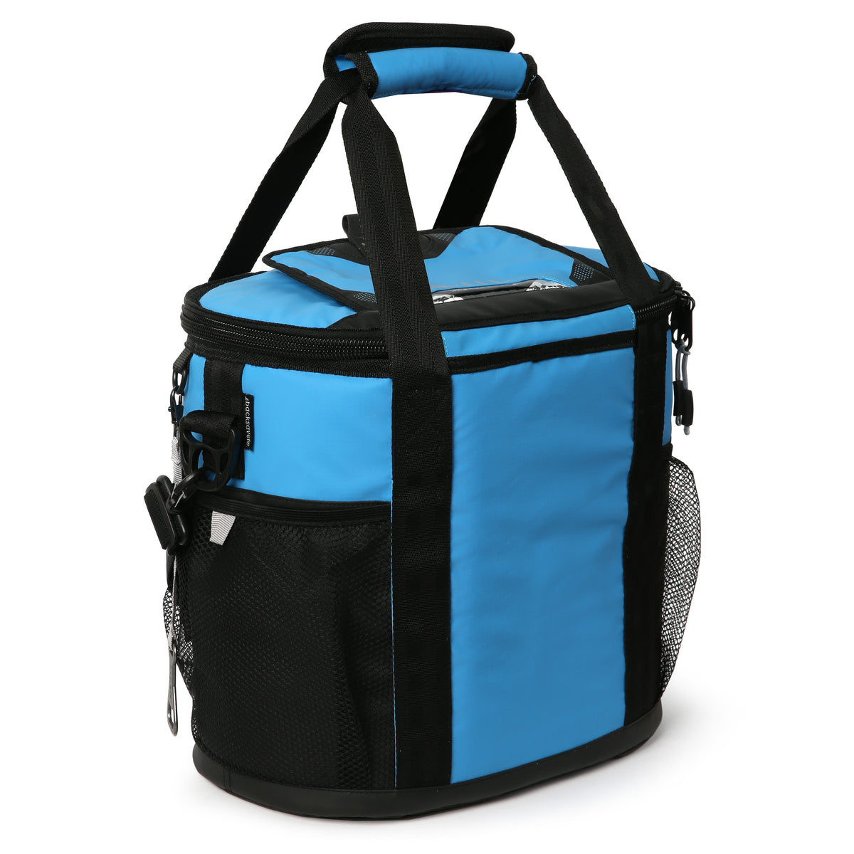 Titan Deep Freeze 24 Can Bucket Tote - Blue - Back