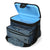 Arctic Zone® 16 (12+4) Can Ultimate Zipperless™ HardBody® Cooler - Blue - Open, empty