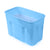 Arctic Zone® 16 (12+4) Can Ultimate Zipperless™ HardBody® Cooler - Blue - Hardbody liner with SmartShelf