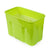 Arctic Zone® 16 (12+4) Can Ultimate Zipperless™ HardBody® Cooler - Green - Hardbody liner with SmartShelf