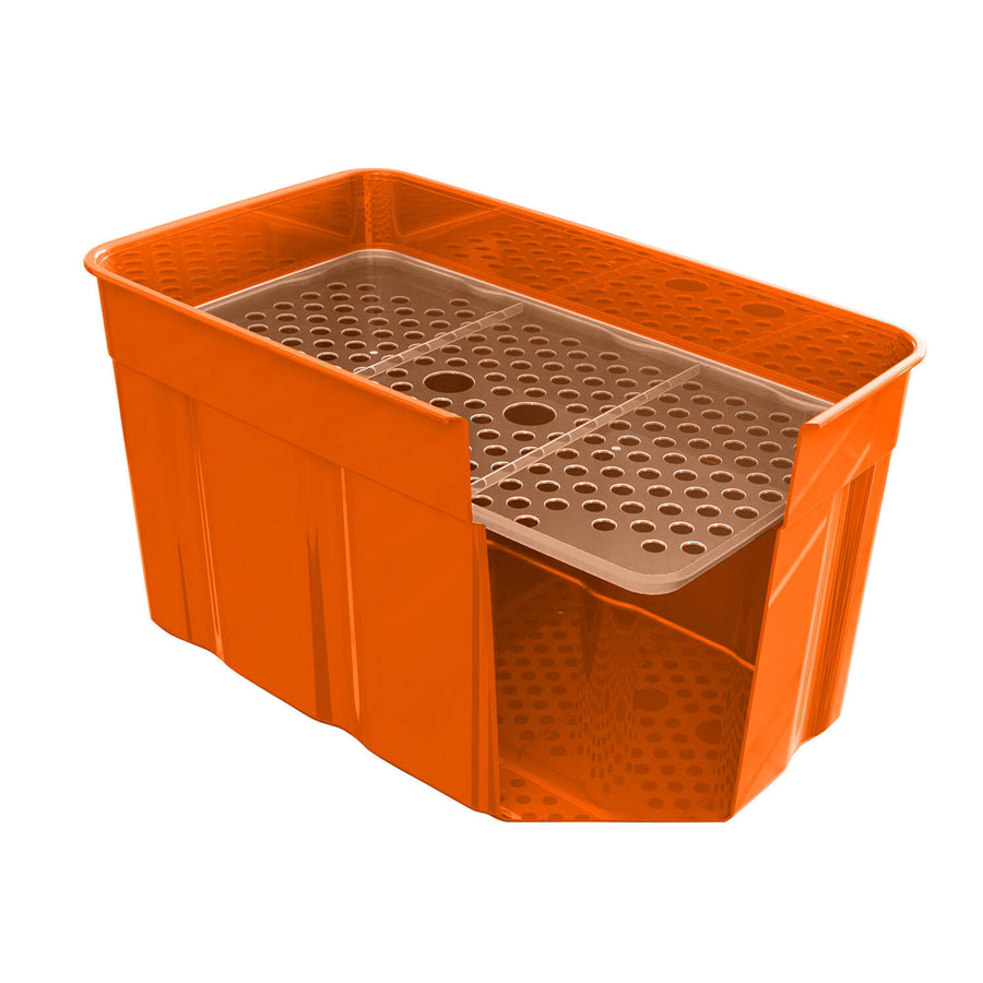 48 Can Titan Deep Freeze® Zipperless™ Cooler - Liner detail