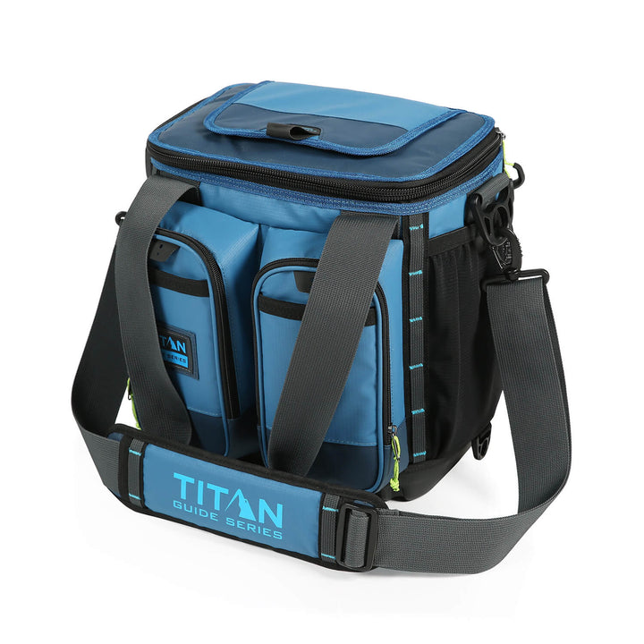 Titan Guide Series - 16 can front