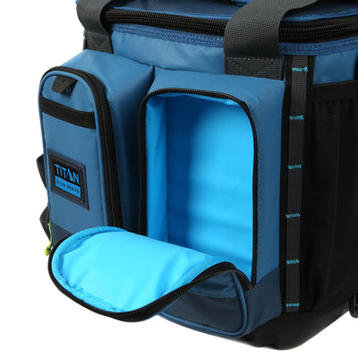 Titan Guide Series™ 16 Can Cooler - 2 front insulated pockets