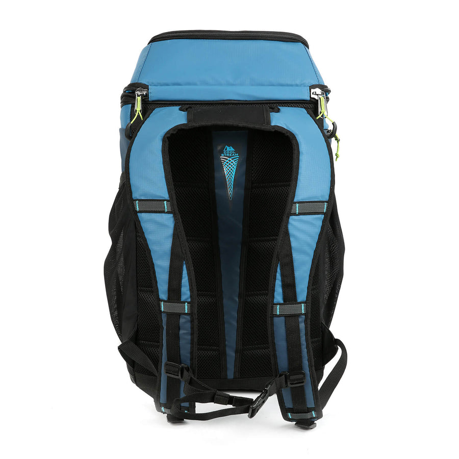 30 Can Titan Guide Series Backpack Cooler - back shoulder straps