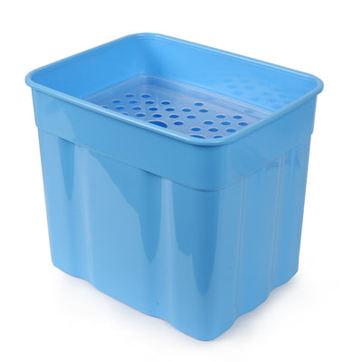 Arctic Zone® 30 (24+6) Can Ultimate Zipperless™ HardBody® Cooler - Blue - Removable hardbody liner