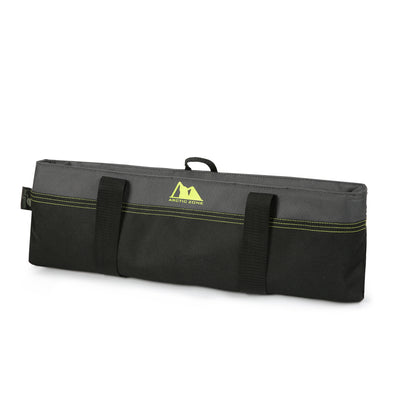 45 Can Eco Blend™ Freezer Tote - Green - Rolled up