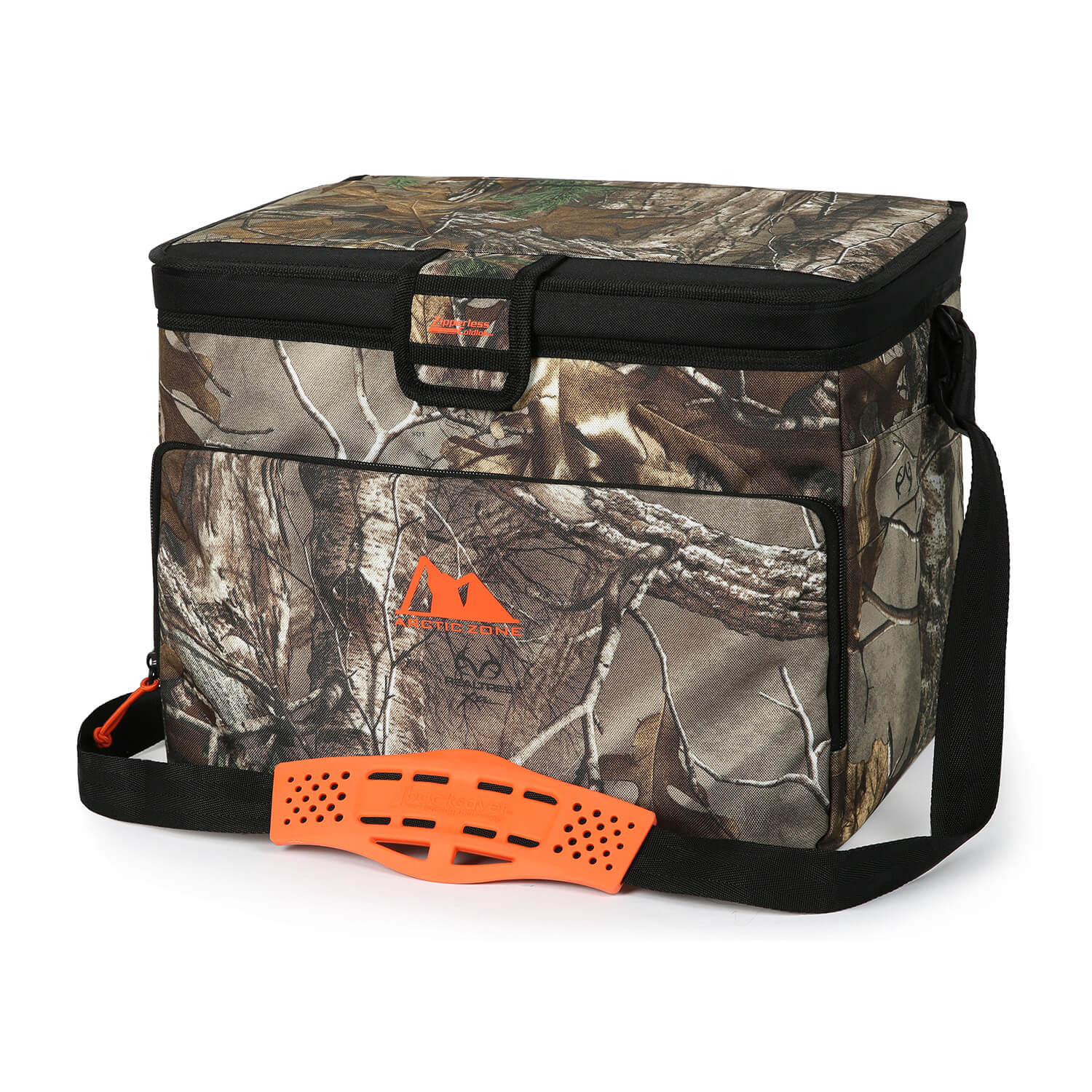 Arctic Zone® 30 Can Realtree® Zipperless™ HardBody® Cooler - front