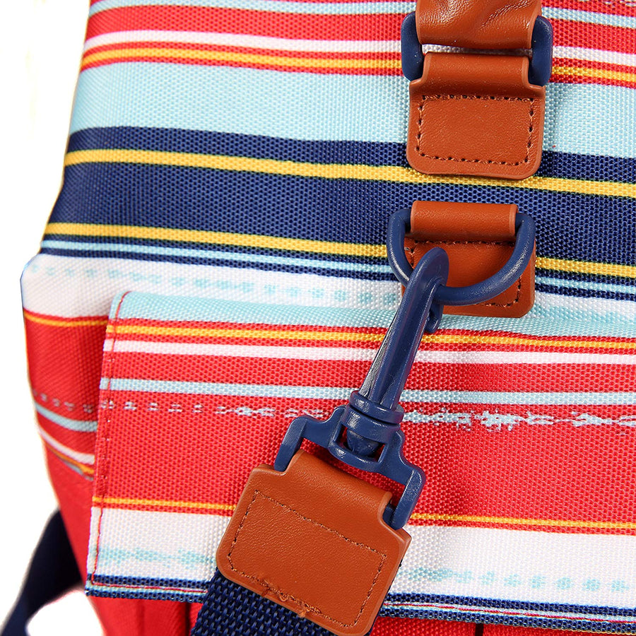 30 Can Insulated Picnic Carrier - strap detail