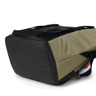 Titan Deep Freeze® 12 Can Insulated RollTop Tote - Tan - Bottom