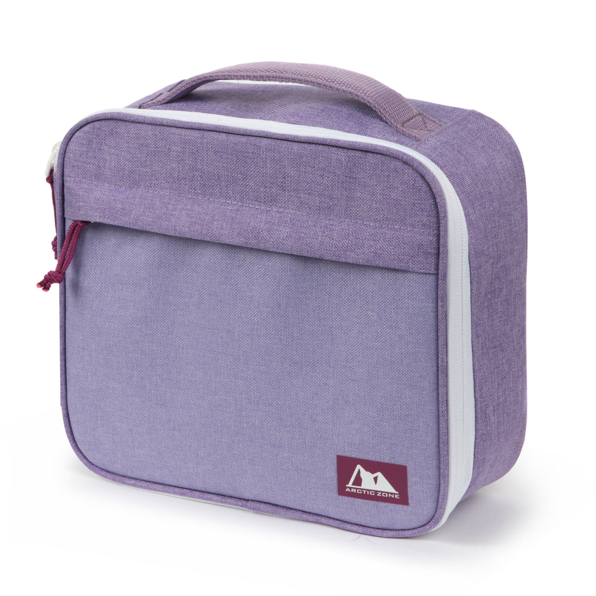 Arctic Zone® Classics Lunch Box - Purple - Front
