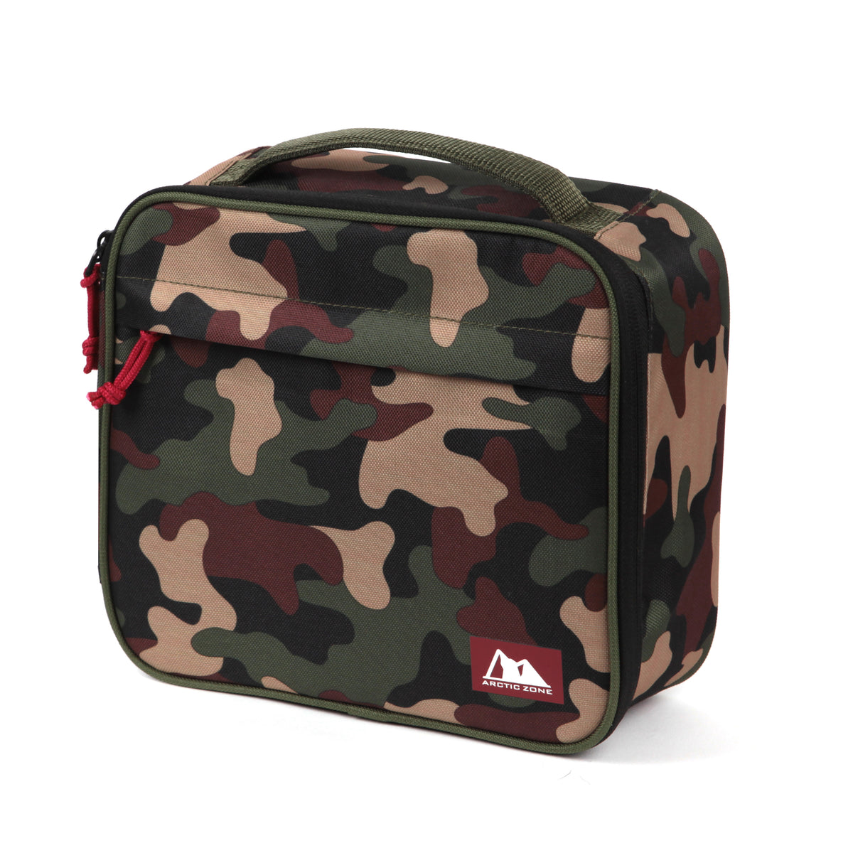 Arctic Zone® Classics Lunch Box - Camo - Front