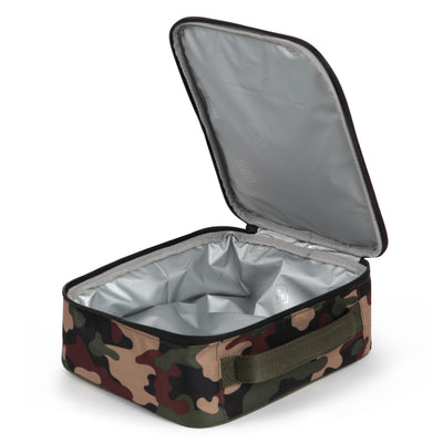 Arctic Zone® Classics Lunch Box - Camo - Open empty