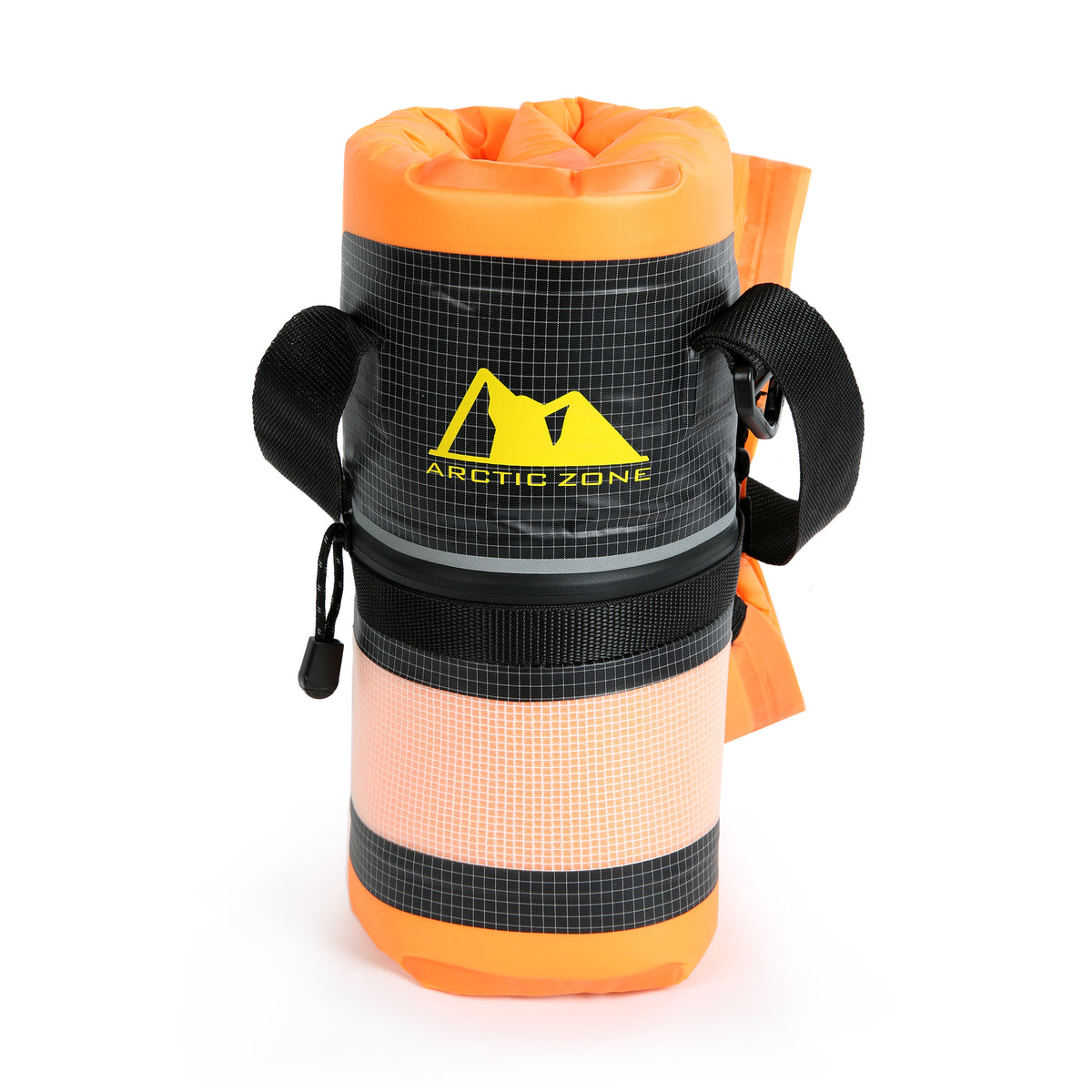 Arctic Zone® 30 Can Self-Inflating Cooler - rolled