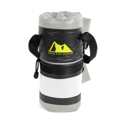 Arctic Zone® 30 Can Self-Inflating Cooler- rolled