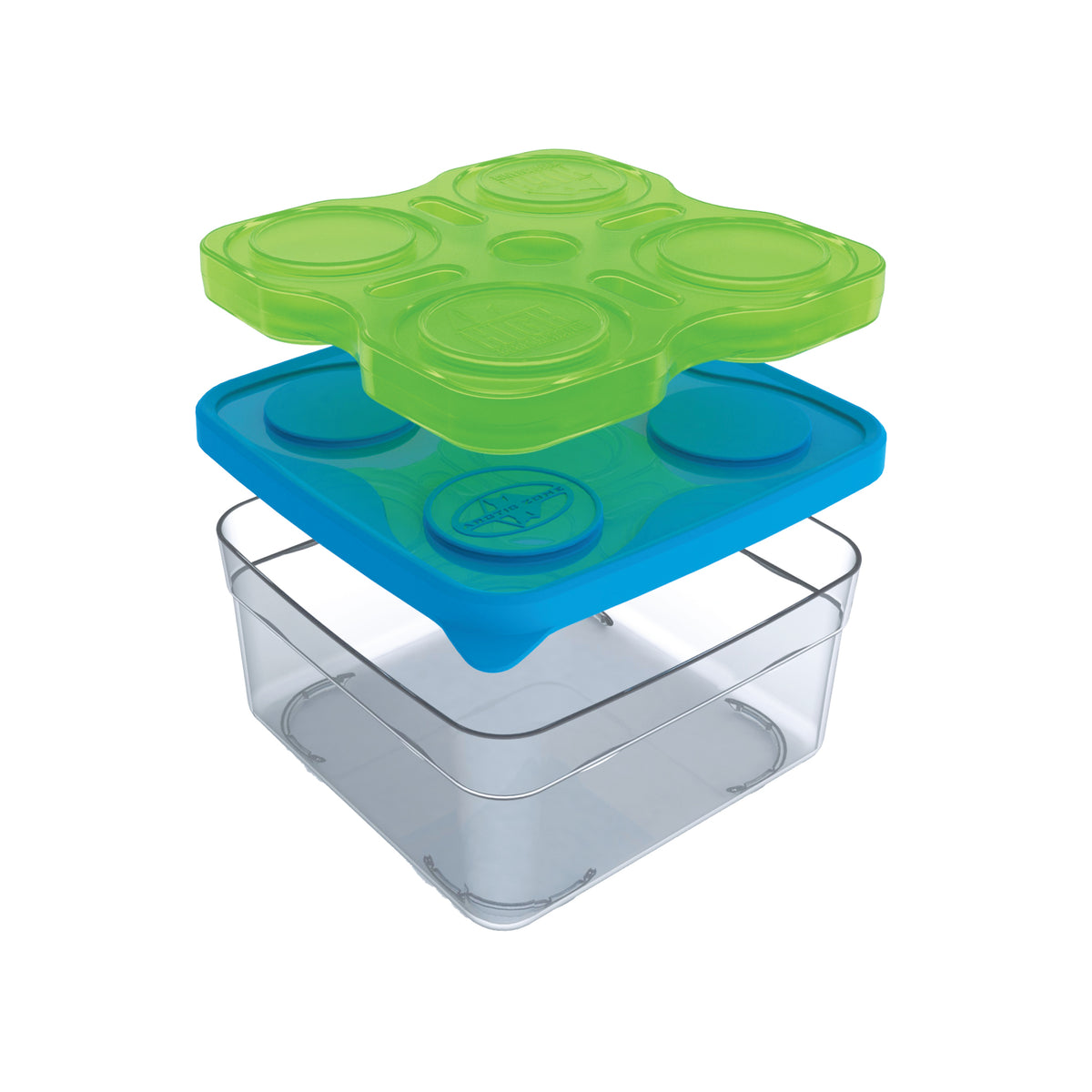 Arctic Zone® Interlockers® 3 Piece Sandwich Set