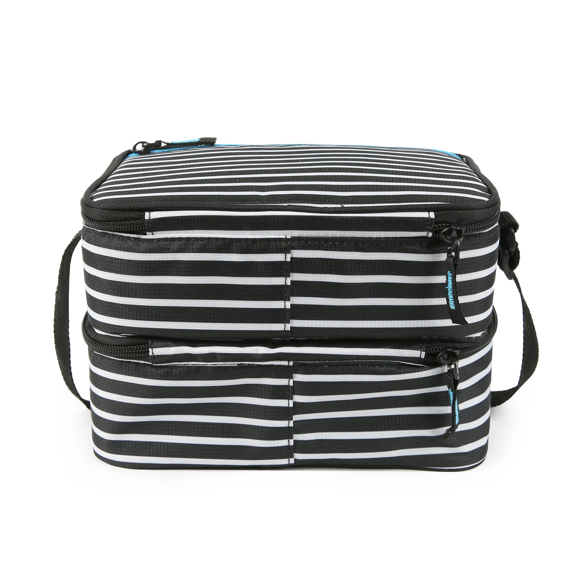 Dual Compartment Lunch Bag With 3 Ice Walls Arctic Zone