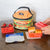 Big Burger Lunch Pack  - Lifestyle, packing a school lunch