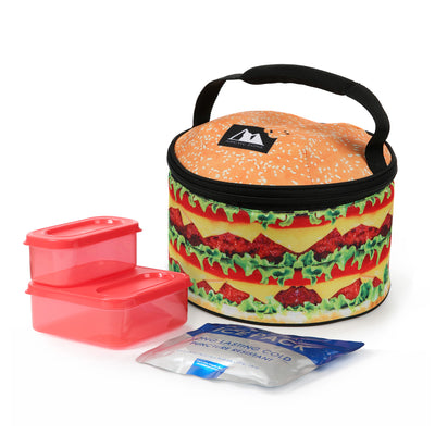 Big Burger Lunch Pack - with accessories