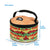 "Big Burger Lunch Pack - Dimensions: (L x D x H) 8.00"" x 8.00"" x 7.00"""