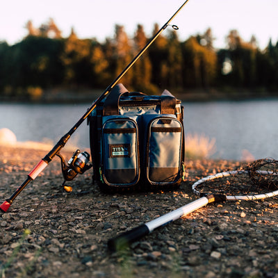 16 Can Titan Guide Series Cooler - lifestyle fishing