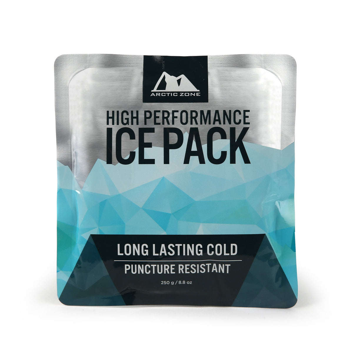 Arctic Zone® Set of 2 High Performance Ice Packs - Front - 250 grams