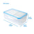 "Arctic Zone® Ice Walls® Lunch Box - Cute Food - Container Dimensions: (L x D x H) 7.50"" x 4.82"" x 2.75"""