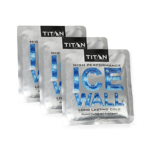 Titan X Dual Compartment Expandable Lunch Pack with 3 Ice Walls® - ice walls