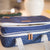 Arctic Zone® Food Pro Expandable Thermal Carrier - Navy - Lifestyle, waiting on the counter