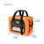 "Arctic Zone® 30 Can Self-Inflating Cooler - Orange - Dimensions: (L x D x H) 14.25"" x 9.50"" x 11.25"""