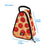 "Arctic Zone® Pizza Lunch Pack - Arctic Zone® Pizza Lunch Pack - Dimensions: (L x D x H) 7.63"" x 4.50"" x 10.75"""